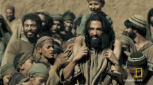Screenshot from 'Killing Jesus' trailer.