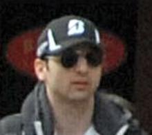 FBI image of Tamerlan Tsarnaev