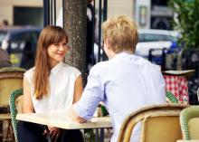 Despite what R.U. Dateable says, it's okay for a girl to ask a boy out.