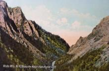 A 1913 post card of Dixville Notch, N.H. Image via http://bit.ly/xpf7Yi