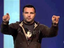 Pastor Mark Driscoll. Image courtesy Christian Piatt/Patheos.