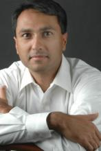 Eboo Patel, founder and executive director of the Interfaith Youth Core.