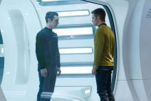 Star Trek: Into Darkness movie still. StarTrekMovie.com