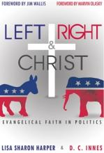 Left, Right & Christ