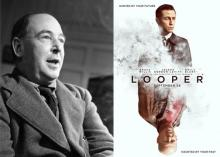John Chillingworth / Getty Images. Looper poster design by Ignition Print