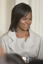 Michelle Obama. K2 images / Shutterstock.com