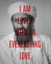 Bin Laden image/meme that's making the rounds in the blogosphere today.