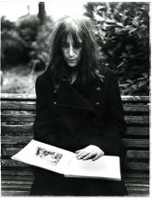 Patti Smith. Photo by Angelo Cricchi via PattiSmith.net.