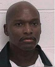 Warren Hill. Image via the Georgia Department of Corrections.