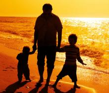 Father and sons, Dubova / Shutterstock.com
