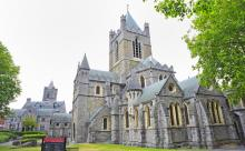St. Patrick's Cathedral in Dublin, Ireland. jordache / Shutterstock.com