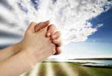 Photo: Praying for creation, Tyler Olson / Shutterstock.com
