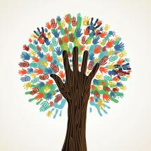 Diversity illustration, Cienpies Design / Shutterstock.com