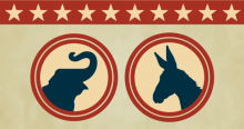 Voting symbols, VectorPic, Shutterstock.com