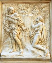 Cain and Abel depiction, claudio zaccherini / Shutterstock.com