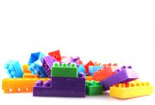 Pile of lego blocks. Photo courtesy Nenov Brothers Images/shutterstock.com