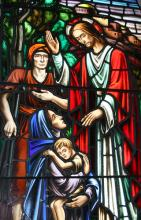 Photo: Jesus healing, © V. J. Matthew / Shutterstock.com