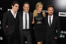 Breaking Bad cast at its July 2013 premiere, s_bukley / Shutterstock.com