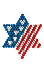 American flag and Jewish David star, Photon75 / Shutterstock.com