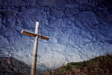 Cross image, © Carsten Medom Madsen  / Shutterstock.com
