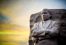 Martin Luther King, Jr. Memorial in Washington, D.C., Atomazul / Shutterstock.co