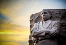 Martin Luther King, Jr. Memorial in Washington, D.C., Atomazul / Shutterstock.co