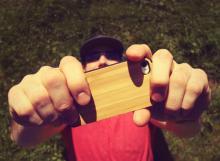 Twentysomething man taking a selfie, Annette Shaff / Shutterstock.com