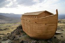 Noah's Ark illustration, photostockam / Shutterstock.com