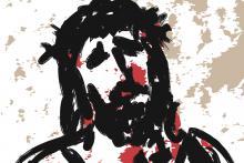 Crucified christ image, robodread / Shuttestock.com