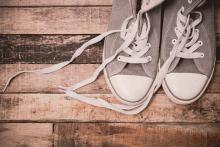Pair of shoes, moomsabuy / Shutterstock.com