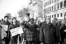 Black Lives Matter protest in Washington, D.C.