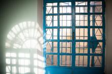 'Freedom beyond the window,' Giggietto / Shutterstock.com