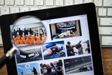 ISIS image search, aradaphotography / Shutterstock.com