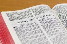 Song of Solomon photo, Joe Fallico / Shutterstock.com