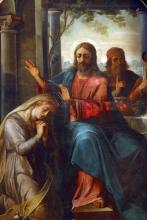 Jesus with Mary Magdalene, Zvonimir Atletic /Shutterstock.com
