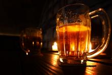 Mug of beer, Yellowj / Shutterstock.com