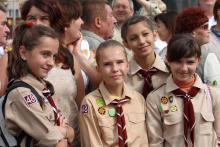 scouts photo, sagasan / Shutterstock.com