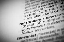 Terrorism definition, Dr. Cloud / Shutterstock.com