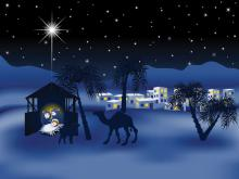 Nativity scene, © oldm / Shutterstock.com