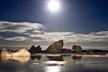 Arctic ice, Volodymyr Goinyk / Shutterstock.com