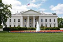 The White House, Jeff Kinsey / Shutterstock.com