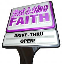 Drive Thru, iQoncept / Shutterstock.com