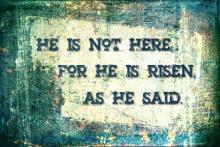 He is Risen, Genotar/Shutterstock.com