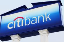 Photo: Citibank logo, Gerry Boughan / Shutterstock.com