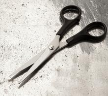 Metal scissors, Aaron Amat, Shutterstock.com