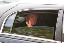 Donald Trump. Photo by Debby Wong / Shutterstock.com.