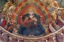 Trinity painting, Renata Sedmakova / Shutterstock.com