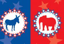Political icon image, Gary Hathaway / Shutterstock.com