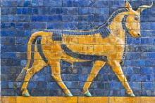 Golden calf, Genova / Shutterstock.com