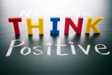 Think positive illustration: Anson0618 / Shutterstock.com